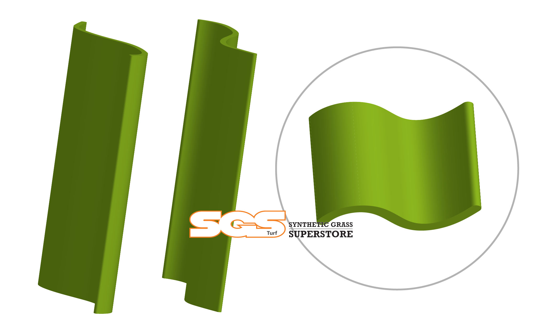 SGS TURF S Fiber