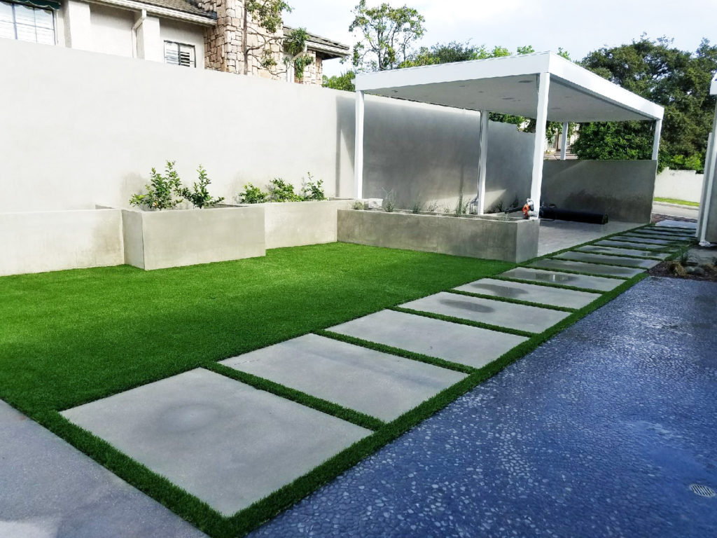 Meridian 70, Synthetic Grass