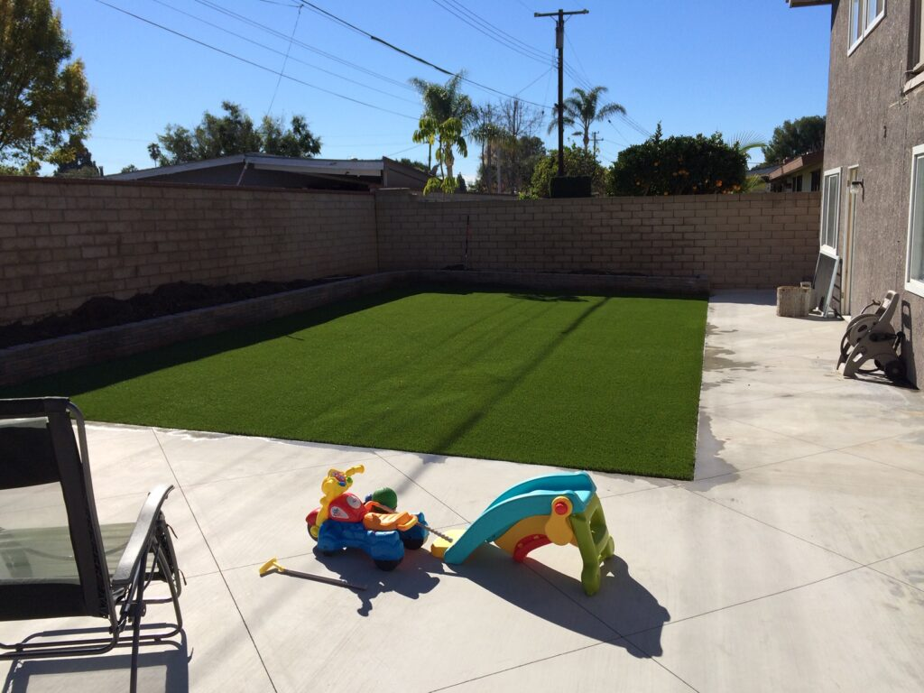 Artificial-landscape-grass