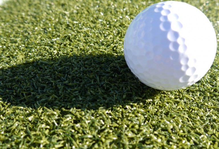 golf-turf infill